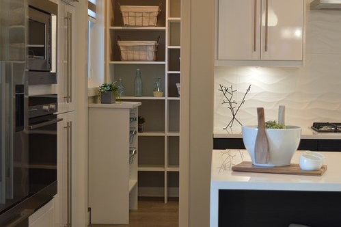 Bailey Design Studio - Pantry Design and Remodel